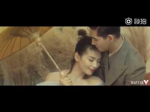 Poetry of the Song Dynasty 大宋宫词 Liu Tao X Vic Chou photoshoot