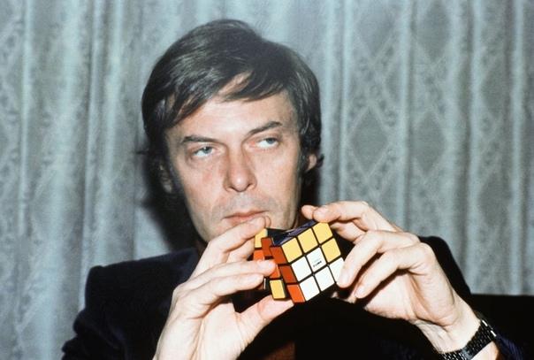 всего профессор рубик фото с кубиком мащины тот