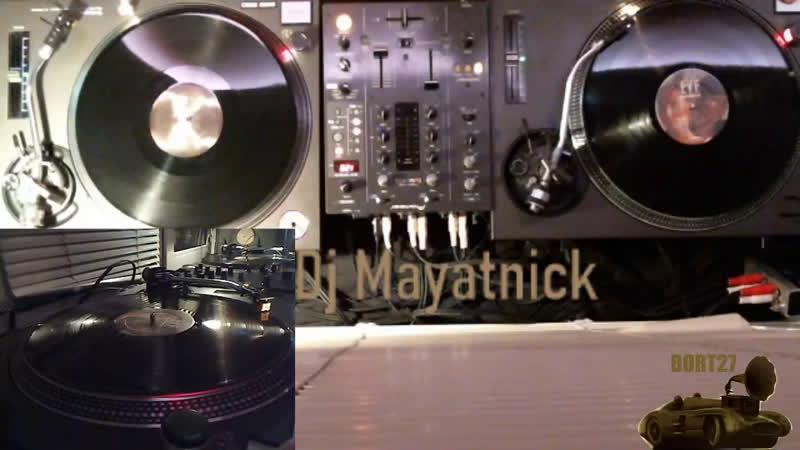 Live BORT27 7 DJ Mayatnick