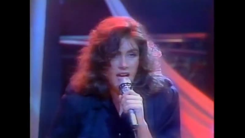 Laura Branigan Self Control ZDF Thommy's Pop Show Extra Dortmund 1984