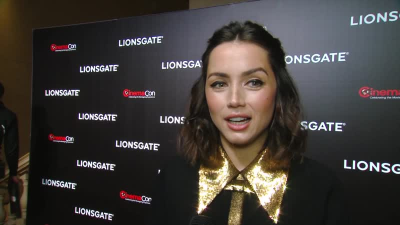 Knives Out_ Ana de Armas interview at Lionsgate CinemaCon 2019 - YouTube (1080p)