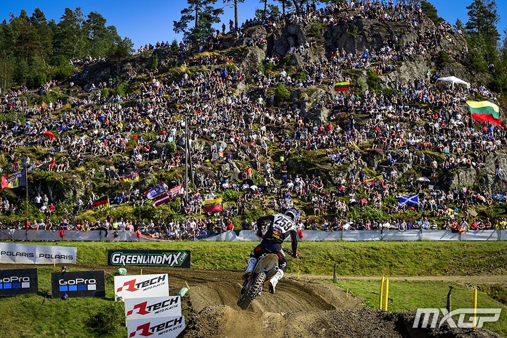 MXGP 2019: Колденхофф выиграл Гран При Швеции