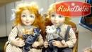 Авторские куклы Анастасии Адамович