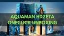 HDzeta Aquaman Oneclick Steelbook