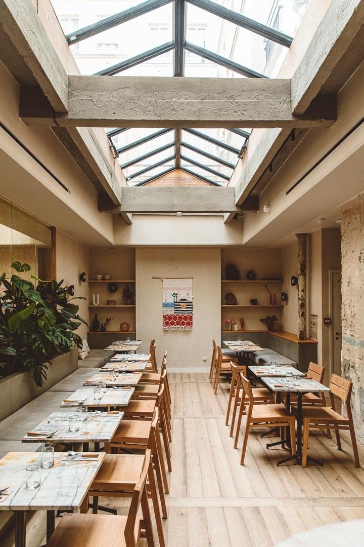 Безмятежность духа: отель Hoy в Париже