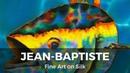 OPAL EFFECT ON SILK | YELLOWFIN TUNA | JEAN-BAPTISTE