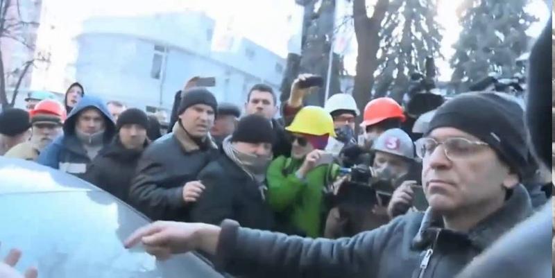 «Винтовка Пашинского» на Майдане (2014)