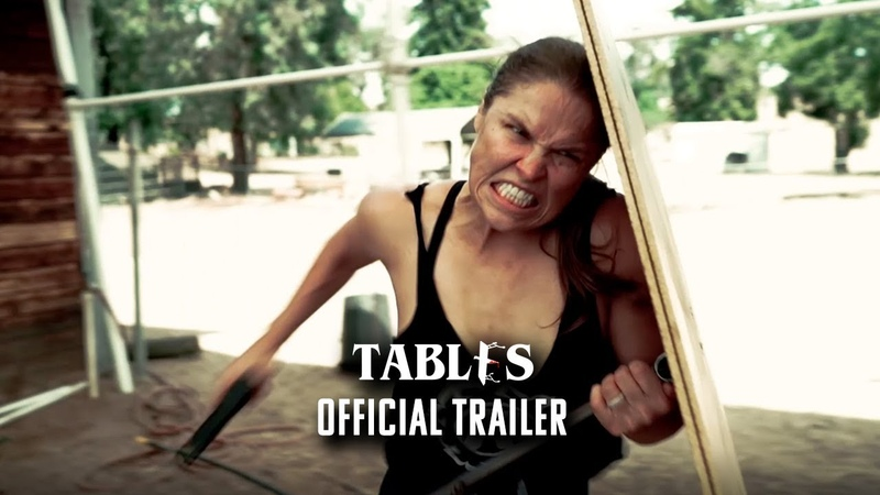 TABLES - Official Trailer - Ronda Rousey   No DNB Productions