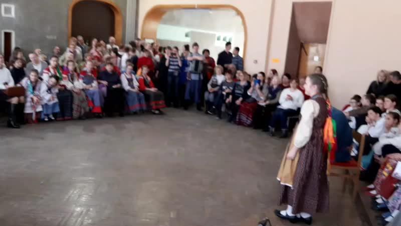 Пляска Подгорная Юрикова Виктория Кузнецова Варвара ф а Канарейка