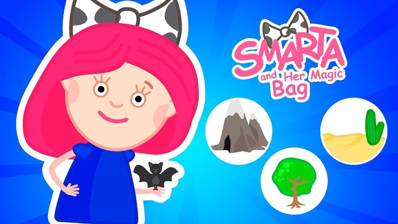 Smarta and her Magic Bag Full Episode Cartoon for Kids