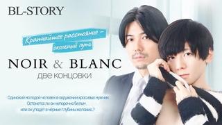 Кратчайшее расстояние – окольный путь (Blanc + Noir) / Saitankyori wa Mawar
