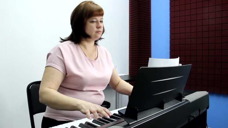 Оксана Яцик - Новый педагог по классу фортепиано в Ноте Ре