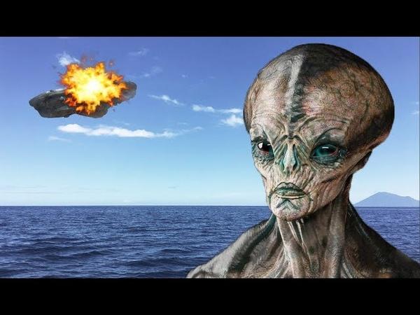 Выживший после крушения НЛО пришелец дал землянам прорыв в технологиях