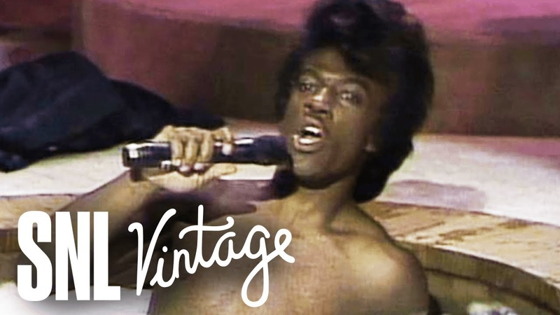 James Brown's Celebrity Hot Tub Party SNL