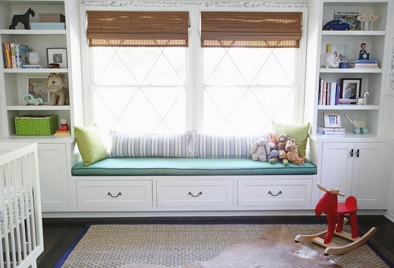 Уголок отдыха у окна, изображение №1