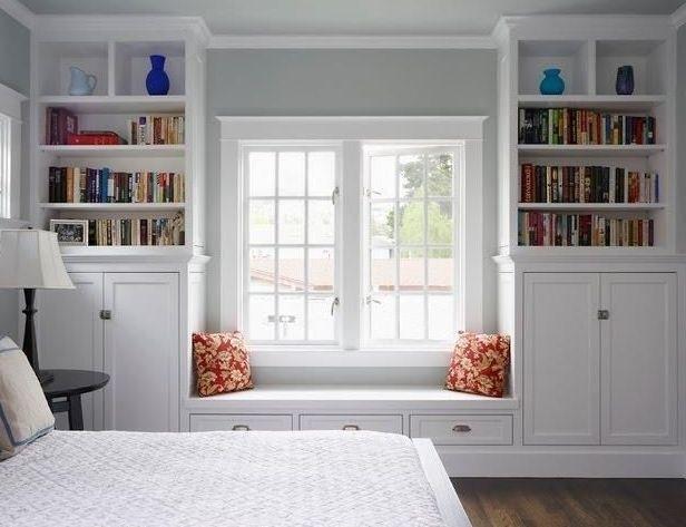 Уголок отдыха у окна, изображение №4
