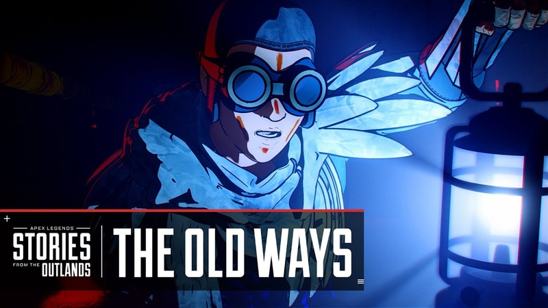 Apex Legends Stories from the Outlands The Old Ways""