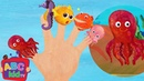 Finger Family - Sea Animals CoCoMelon Nursery Rhymes Kids Songs