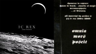 IC Rex [FIN] [Raw Black] 2004 - Lunar Possession (Full Demo)