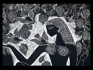 Суламифь (по гравюрам Красаускаса) (Sarah Brightman  Гарем...)