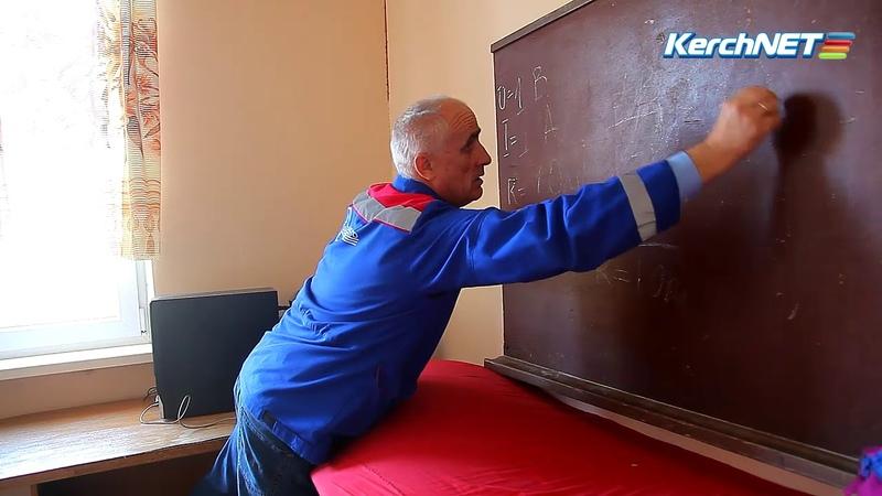 Школьницы побывали в самом «сердце» Керченского РЭСа
