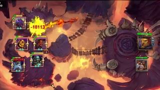 [Обновление] Dungeon Crusher: Soul Hunters - Геймплей   Трейлер