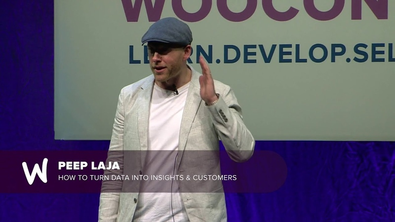 Peep Laja How To Turn Data Into Insights Customers