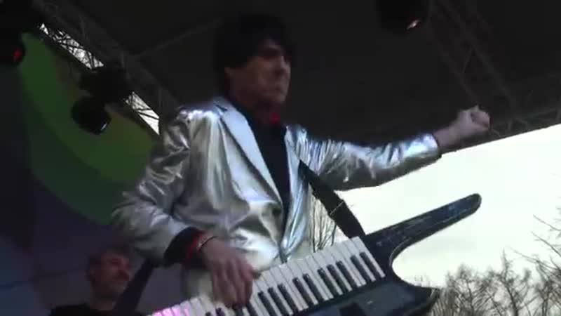 Didier Marouani Space ВДНХ фестиваль Пора в космос 12 04 2019