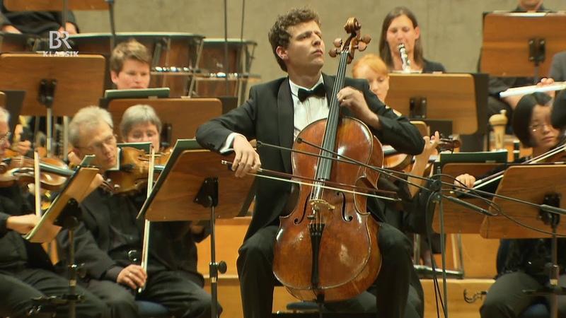 Finale Violoncello - István Várdai, Ungarn - ARD-Musikwettbewerb