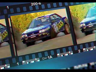 Subaru WRC History