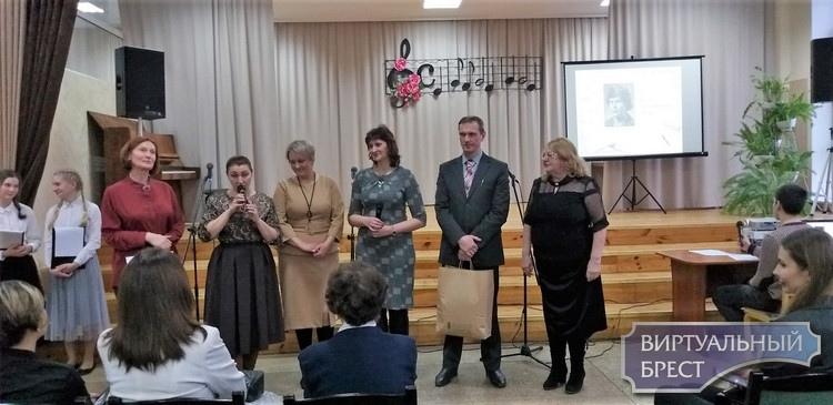 Заслуженному учителю БССР, отличнику образования Ирине Лукантьевне Петровой - 90 лет