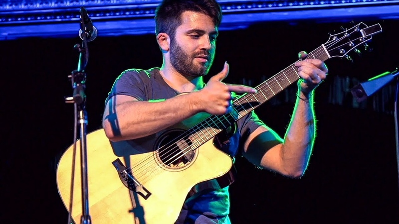 Luca Stricagnoli Live in New York Phunkdified Justin King Fingerstyle Guitar