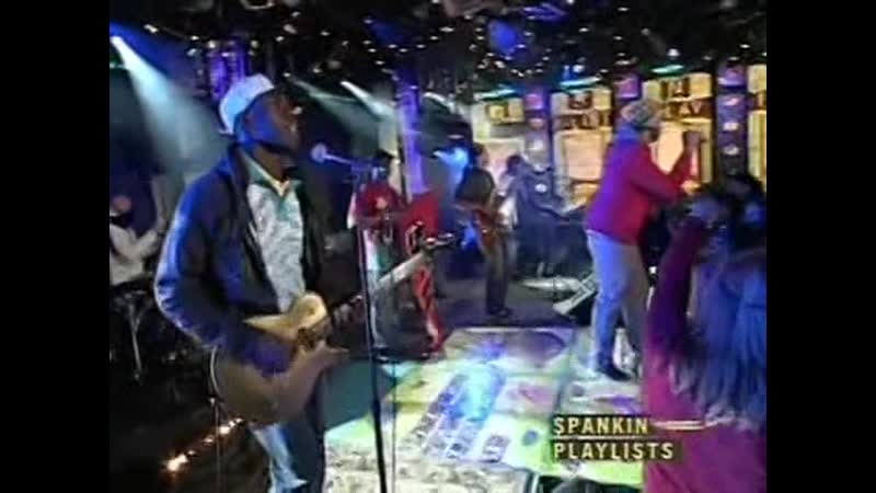 Gym Class Heroes Cupid's Chokehold Live @ TRL