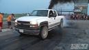 600hp truck burnout