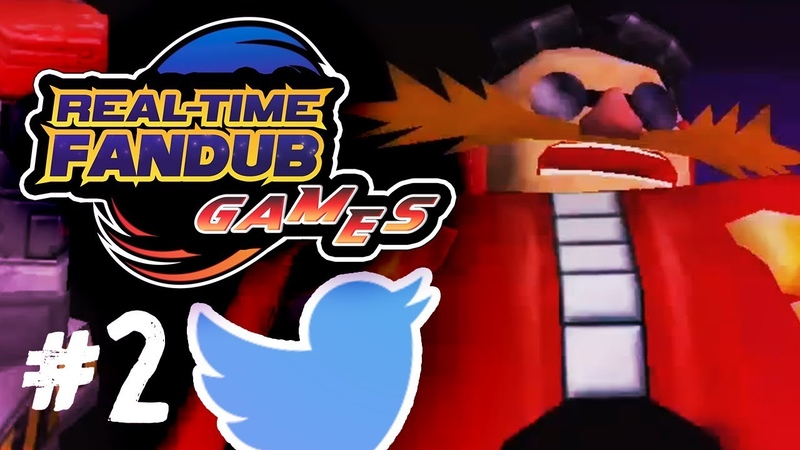 Sonic Adventure 2 (Dark Story Final Story) | Real-Time Fandub Games