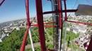 GoPro: Kirov TV tower (140m)