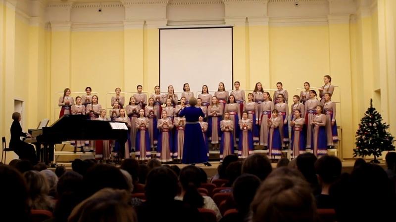 Образцовый коллектив России и Карелии концертный хор Теллерво.