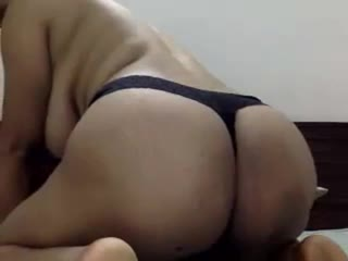 Big boob indian aunty on cam