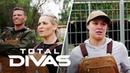 My1 Ronda Rousey Invites Nattie and TJ to Her Farm Total Divas E!
