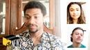 Madison Bailey Rudy Pankow Jonathan Daviss on Their Outer Banks Love Triangle MTV News