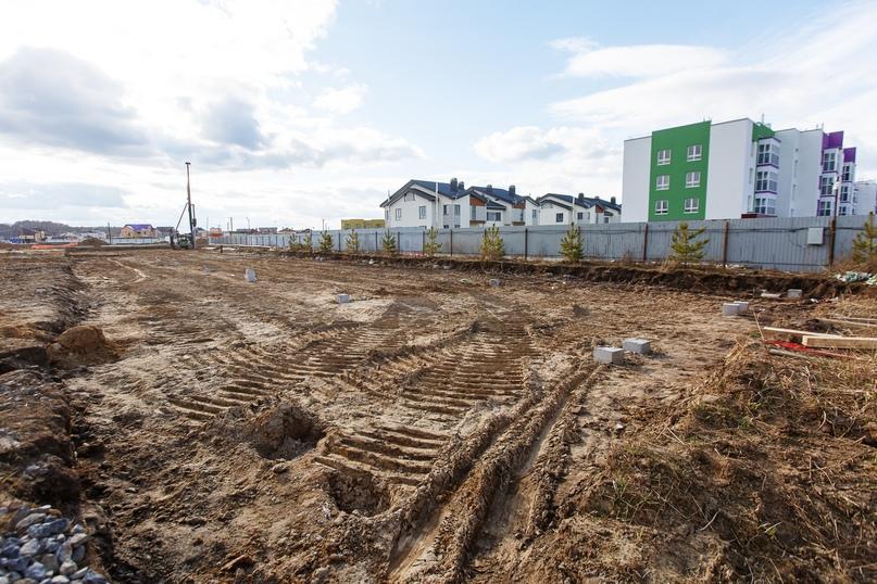 Отчет о ходе строительства апрель 2020 квартал «Среда», изображение №18