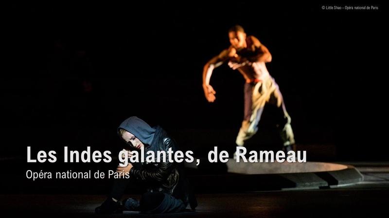 Fusion hip-hop et baroque dans Les Indes galantes à l'Opéra Bastille