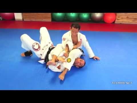 Relson Gracie Jiu Jitsu Team HK Ryron Gracie Armlock Defense