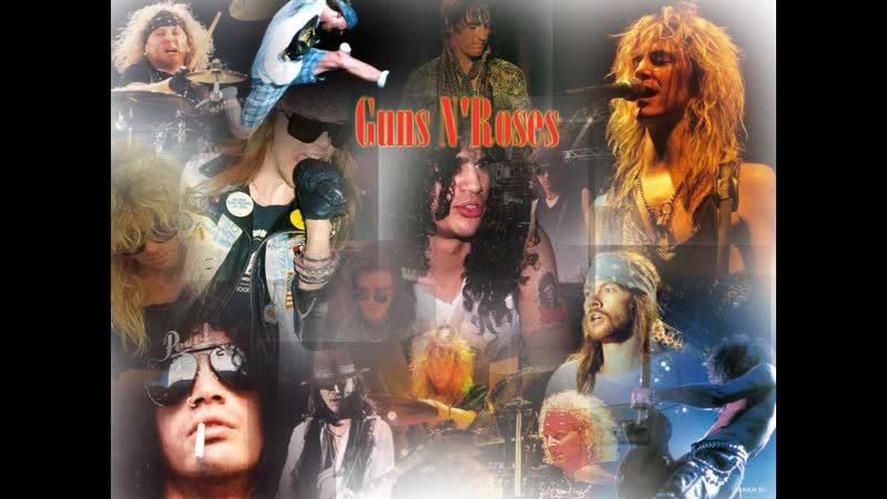 Guns N Roses - November Rain (C) 1992 Guns N' Roses