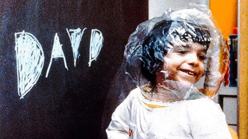 Невероятная история о мальчике который всю жизнь прожил в пузыре