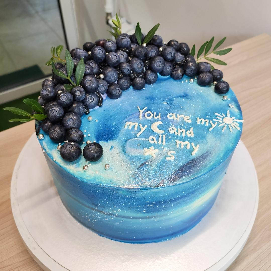 Торт космос (Арт.631)