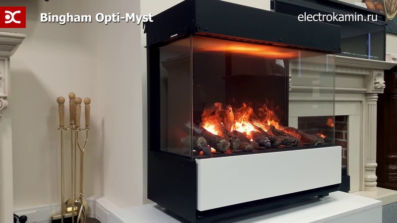 Электрический камин Bingham Opti-Myst TDBG
