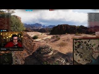 EviL GrannY | World of Tanks Мой Лучший Бой на Об 703 II