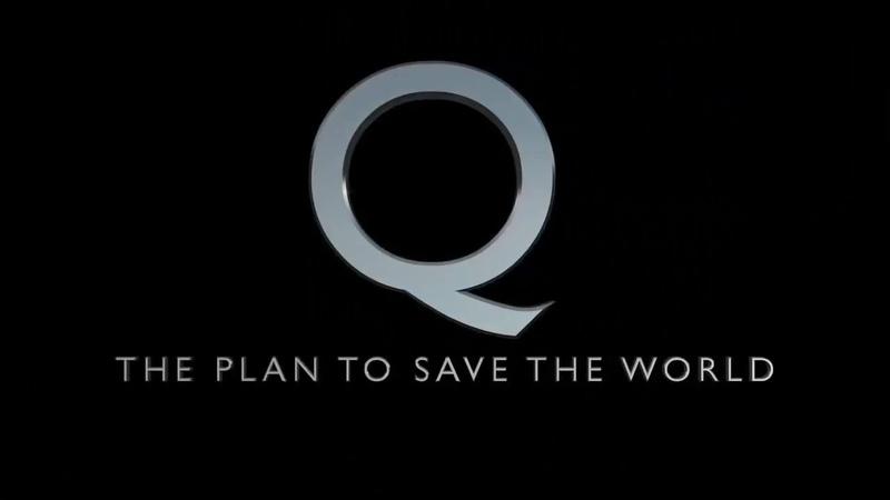 Q Der Plan die Welt zu retten Das große Erwachen QAnon