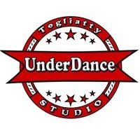 """Логотип Студия танцев и фитнеса """"UnderDance"""" / Тольятти"""